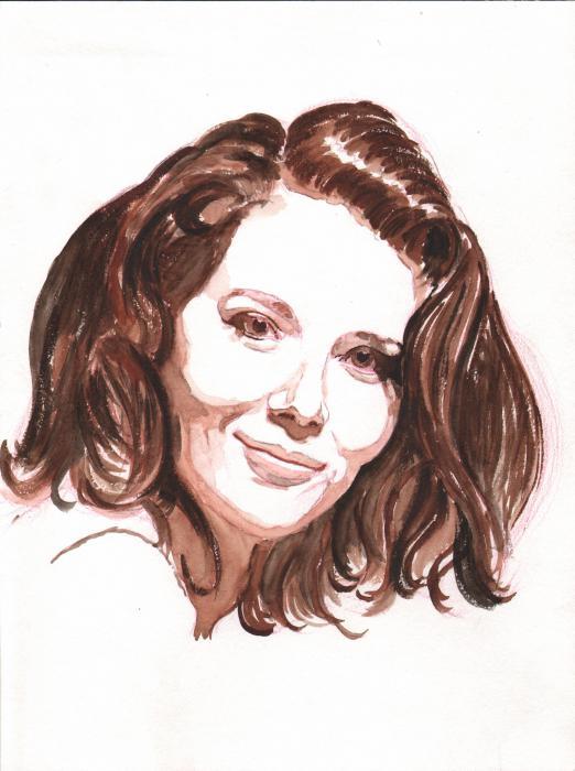 Diana Rigg par laurari